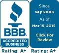 Printing You Can Trust.com is a BBB Accredited Printer in Deerfield, IL