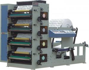 Flexo Printing Press - Flexo Envelope Printing Method