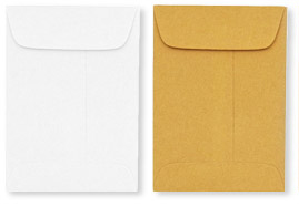 Coin Envelopes from Printing You Can Trust
