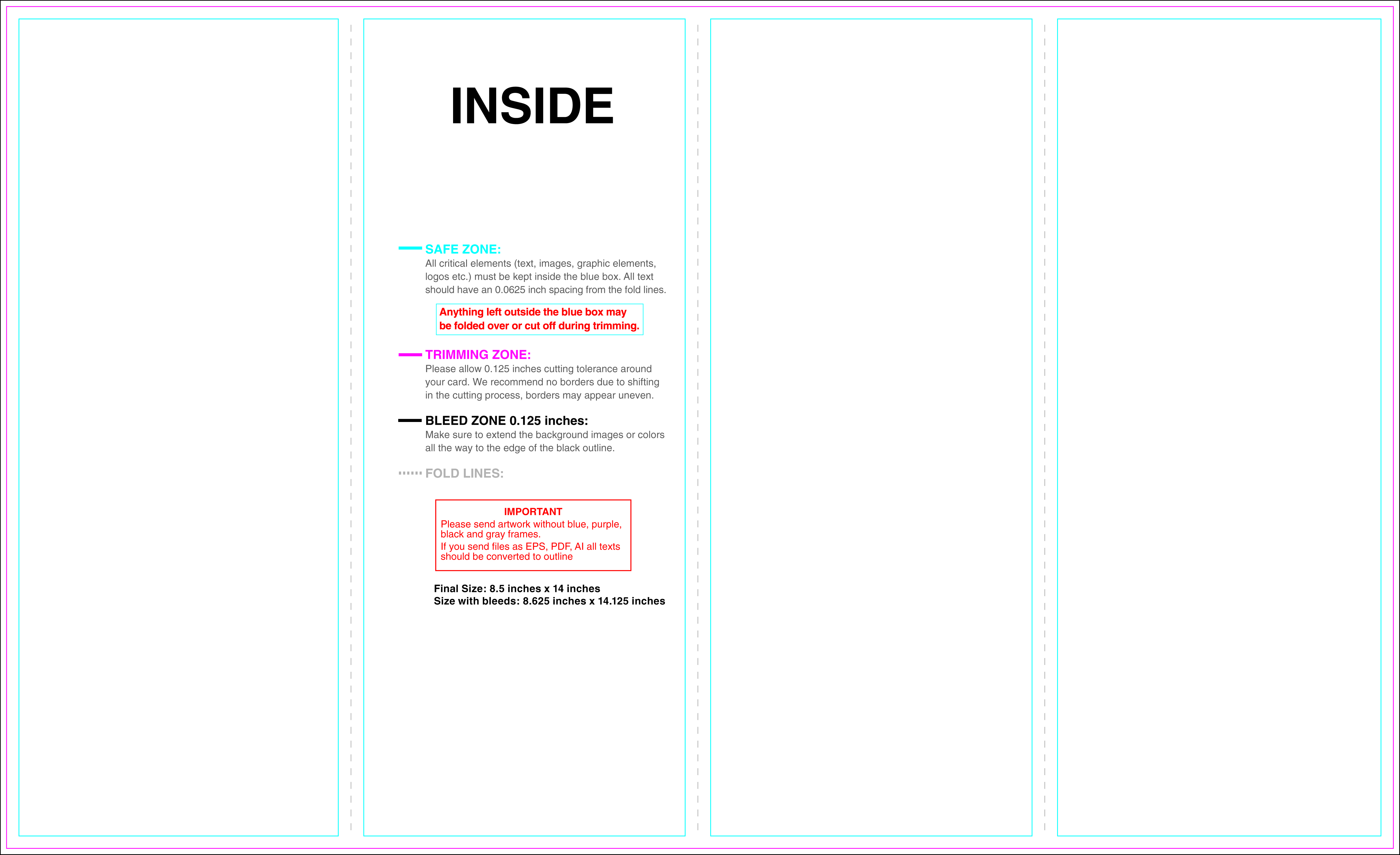 Pin tri fold brochure template stock images 12178913 for 8 5 x 14 brochure template