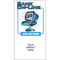 Bank On Line / Illustration